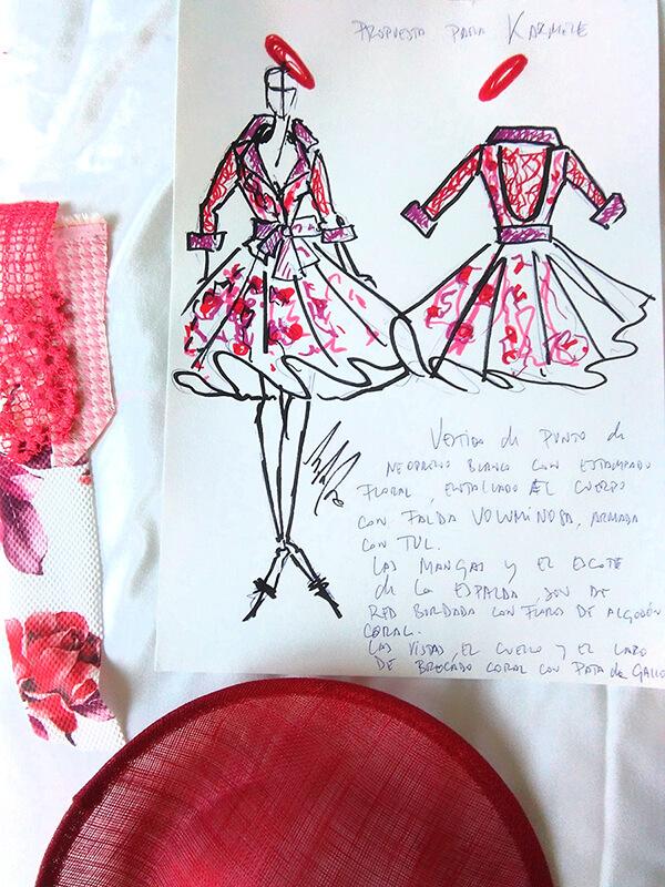 Diseño, corte y confección de moda a medida