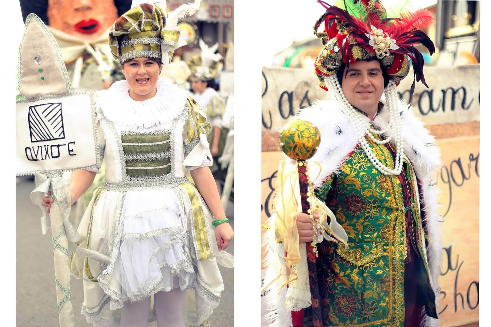 Costura Carnaval y Musicales